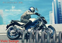 Dragon gts Brand Cross Pattern Motorcycle Tyre275-18