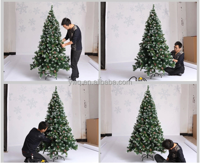 10webpjpg - Pop Up Christmas Tree With Lights And Decorations
