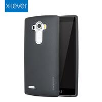 Factory Wholesale Custom Orange PC Phone Case For LG Leon