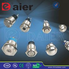 Daier waterproof ring LED pushbutton switch