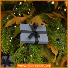 Luxury Custom Paper Box Artificial Christmas Tree Decoration