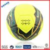 Wholesales logo printed elite soccer ball fabric pattern