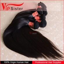Aliexpress Brazilian hair weave 100% Unprocessed 6A Grade No Shedding professional hair straighteners
