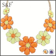 Cheap Prices!! Crystal Fashion New Design hula necklace