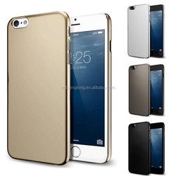 Rubbery slim light weight spy phone case for iphone 6 plus