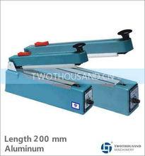 Heat Sealer Plastic Film Sealer - Length 200 mm, Aluminum, 520 X 360 X 380 mm, TT-Z17A