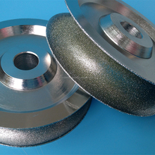 Made in China Top Sales Concave diamond grinding wheel for ball