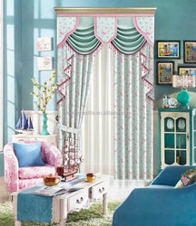 children clothes children's room curtain window curtain wholesale curtain