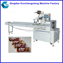 New Design Automatic lindt chocolate wrapping machine made in china