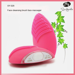 Honest dealer silicone face washing brush face massage cleanser