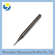 Zhuzhu Solid carbide end mill cutting tools for aluminium machining