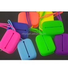 new design Silicone Key Case key bag promotional car key silicone car key case