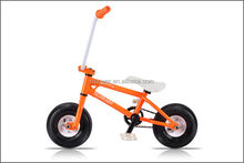 Professional Mini BMX Bike Jump Bike 10 Inch Wheels 2015 Newest Bicycle Orange