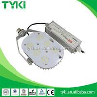 Super bright 120lm/w 100w led canopy light E27 E40 gas station led canopy light high power led to replace 400W metal halide ligh