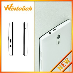 New Products 2015 android 5.0 smartphone 5inch Chipset SoFIA 64bit Quad Core ROM 8GB 3G cheap android phone