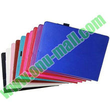 New Arrival Genuine Book Leather Cases for Asus Memo Pad 10.1 ME302KL with Stand