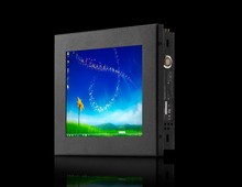 8inch industrial touch panel pc with Intel 1037U 32G SSD