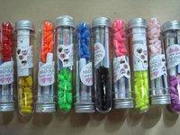 520035912 High Quality Hot Sell Pet Nail 11 colors1 set including 20pcs + Glue / Set Colorful Dog Nail