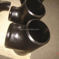 oilfield equipment carbon steel butt-welding seamless pipe fitting tee best factory price