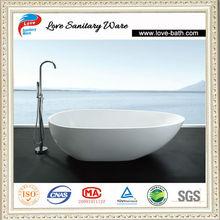 2014 precio de fábrica bañera de piedra corian