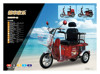 Convenient High Quality Cheap Popular Ault/Elder Passenger Electric Tricycle/scooter/Trike/Taxi tricycle/ Rickshaw/Three wheeler