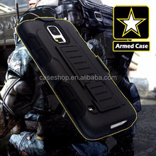 Armor Rugged Hard Case Cover Belt Clip For Samsung Galaxy S5