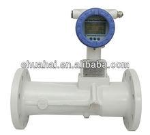 Medidor de flujo de gas natural