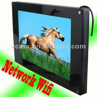 32 Inch Wall-mounted Advertising Network Indoor LCD Wifi Media Monitor(VIP320B)