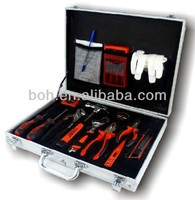 20pcs hand tool set with aluminum case