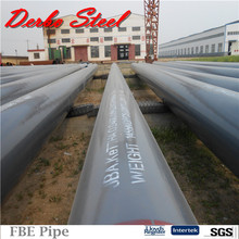 A & A Manufacturer Large Diameter (SSAW) Water pipe, PVC Coated Spiral Steel Pipe