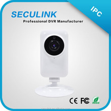 3.6mm Lens Mini Wireless IP Camera Support WIFI/ONVIF Two Way Audio with Motion Detection Support E-mail Alarm