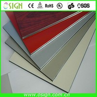 High quality alucobond 3mm aluminum composite panel with competitive price