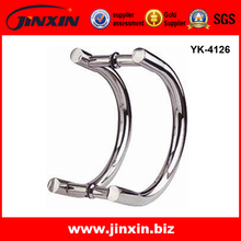 Modern Stainless Steel C Shape Glass Door Pull Handles from China Manufactory