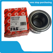 European truck spare parts Daf 566074.H195 truck wheel hub bearing