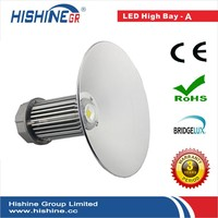 Dimmable led high bay light housing illumination