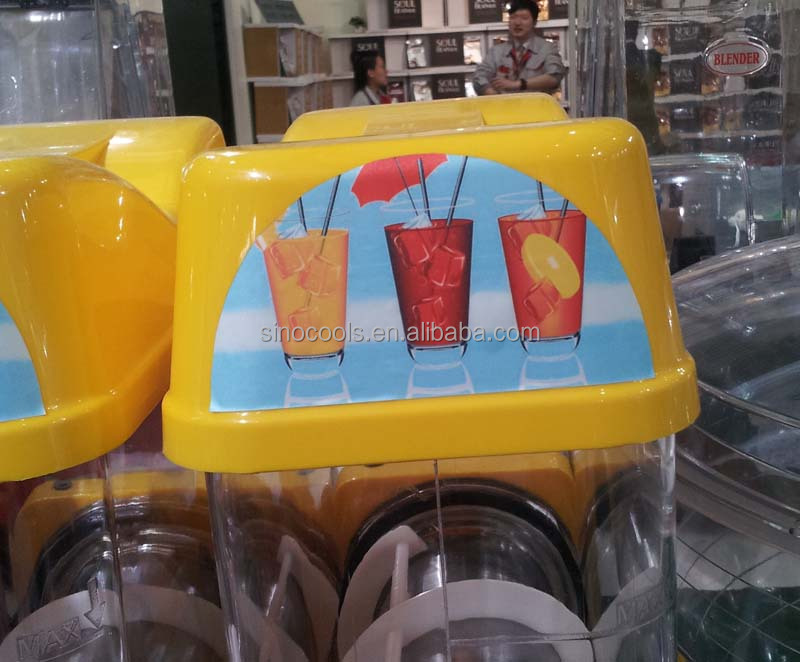buying a slushie machine