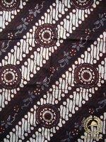 Jogja Batik Fabric - Parang Gendreh Bintang