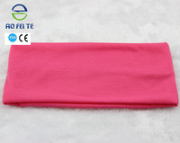 New sweathand products for 2015 Wide Yoga Headband Elastic Fitness Hair Band Sports
