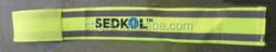Custom Elastic Band Reflective Strap For Cycling/Motorcycle
