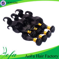 Ready delivery and fast shipping soft brazilian hair remy loose curl weave