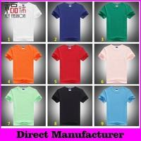 DT192# Free shipping size S/M/L/XL/XXL/XXXL wholesale men's Lycra blank t-shirt