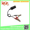 30A battery alligator clip crocodile clamp stainless steel cables clamp electric cable clips 12v car battery terminal clips