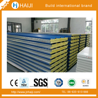 durable stryrofoam color steel sandwich panel for wall for modular house or container home