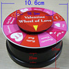 Valentine Wheel of Love Electronic Roulette Machine for Toy Roulette Game