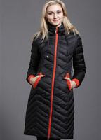 2014 Latest Real Fur Fashion Shiny Elegant Korea Winter women jacket model