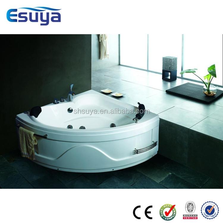 European Style Bathroom Used Cheap Double Whirlpool