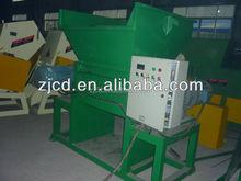 CDD800 two shaft shredder