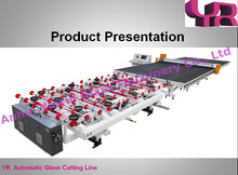 YR-4228 Glass cutting machine production line/Waterproof board/Single/double arms