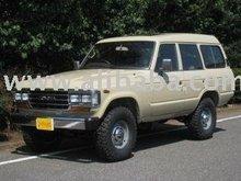 1990 TOYOTA Land Cruiser Land Cruiser Wagon VX Base Narrow Body/SUV/RHD/105000km/Gas/Petrol/Yellow Used car
