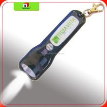 full color brand custom shape pvc press cheap reflective keychain
